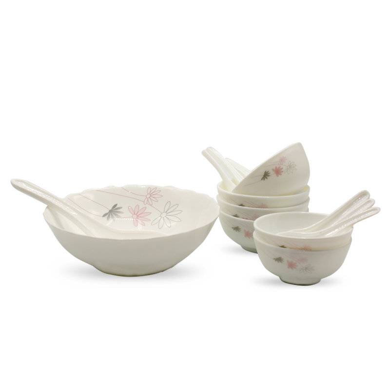 Home Pride Opal Soup Set 14pcs D