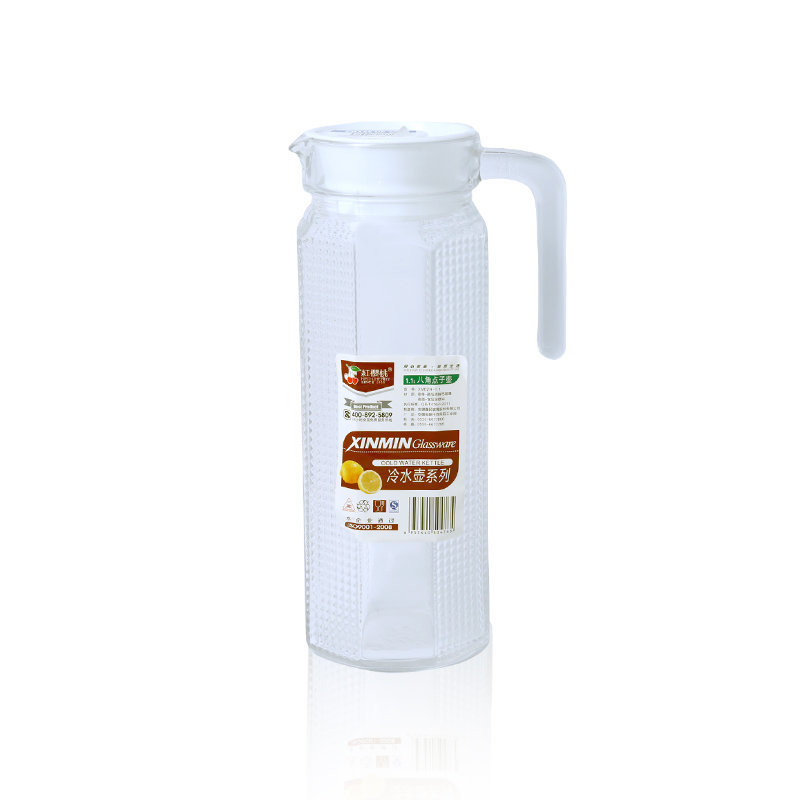 Chase Glass Water Jug 1.1L-2