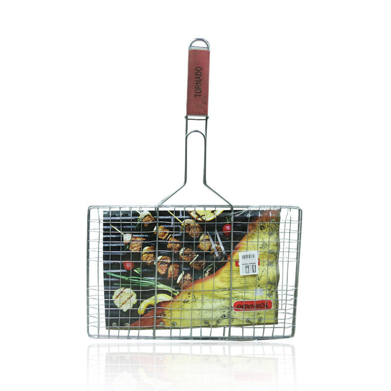 Chase S/S B.B.Q Grill Pan Rectangle Medium P-399