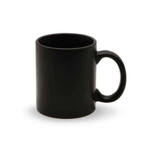 Chase Ceramic Mug Black P-99