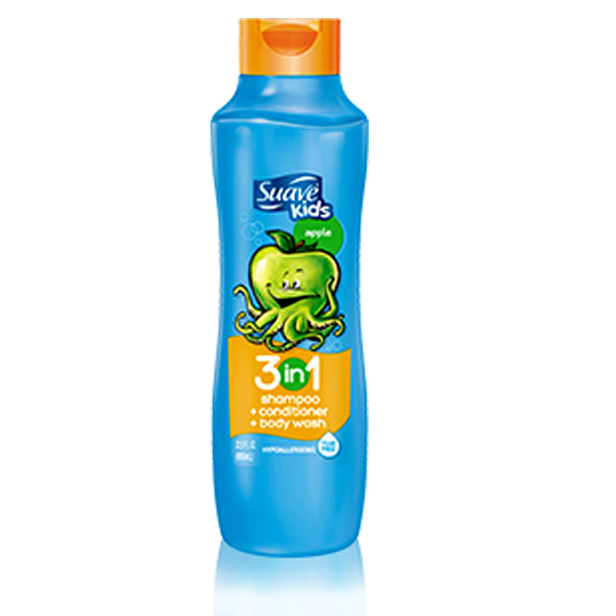 Suave 3in1 Kids Shampoo Assorted 665ml