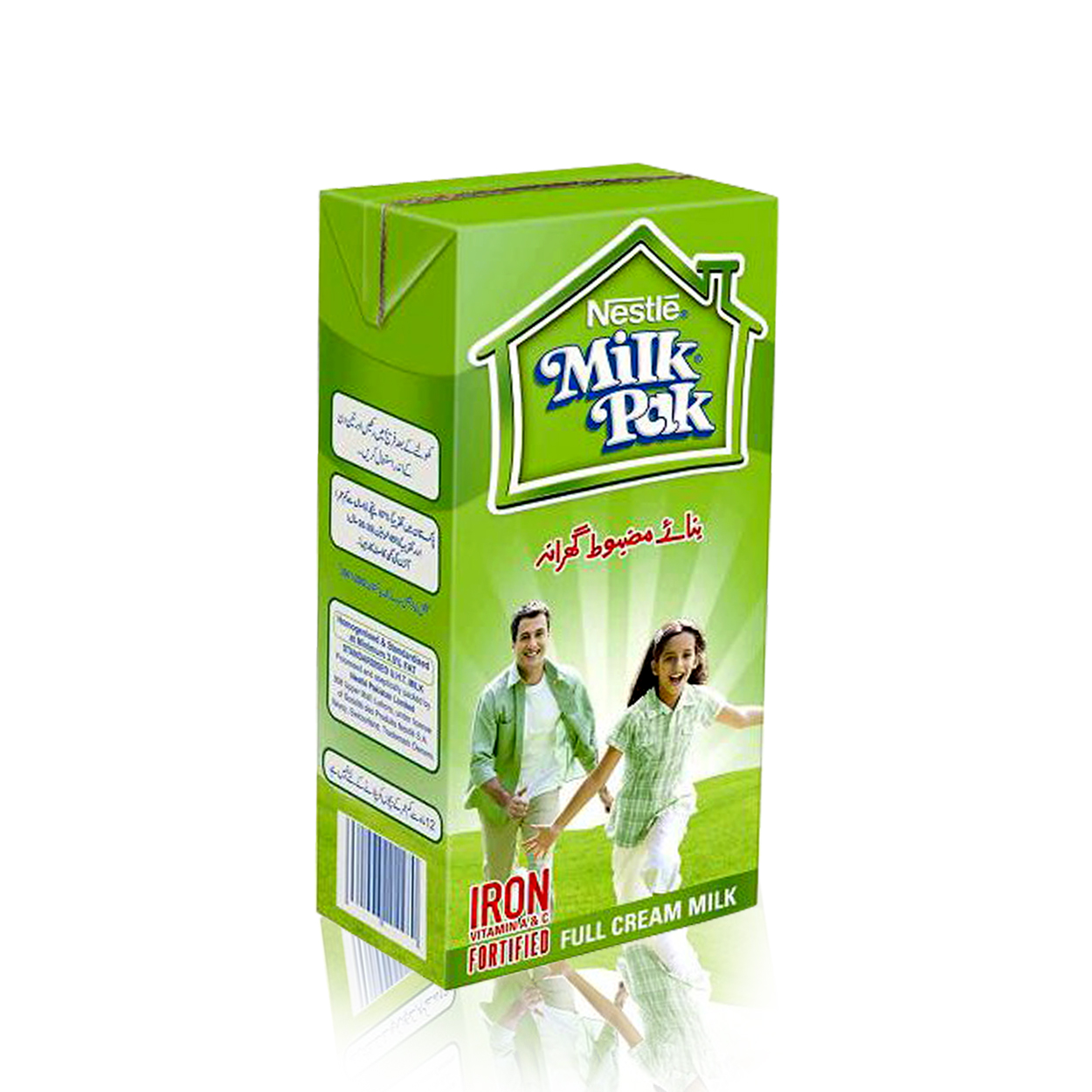 Nestle Milk Pak Liquid Milk 250ml