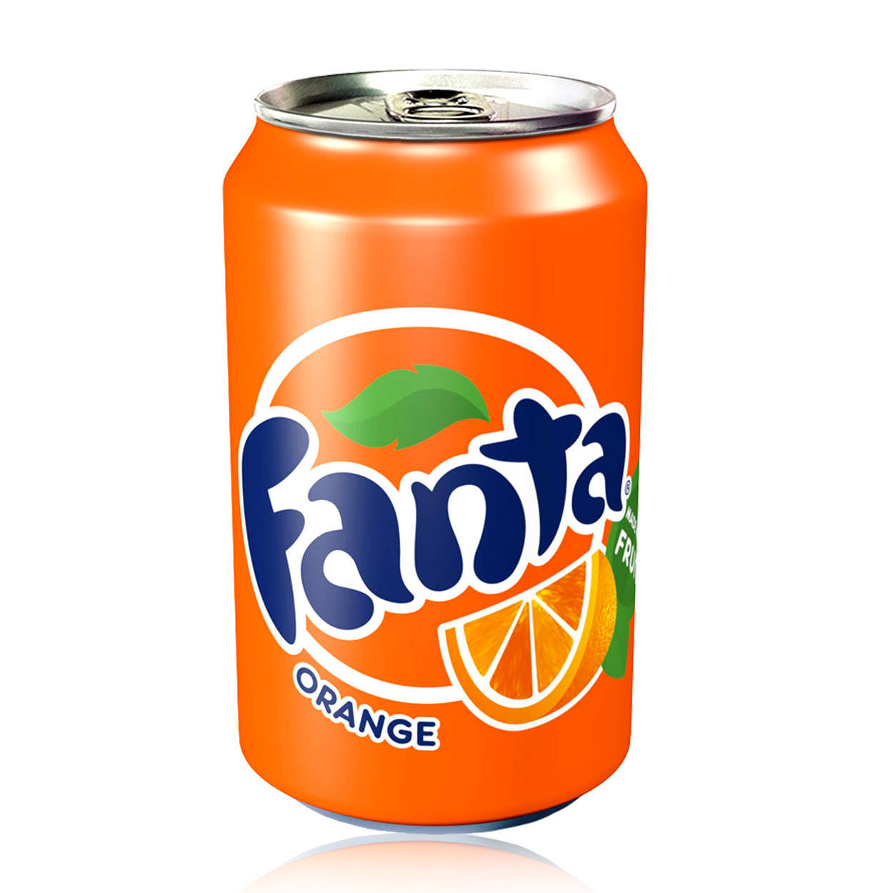 Coke Fanta Soft Drink Can 330ml PK