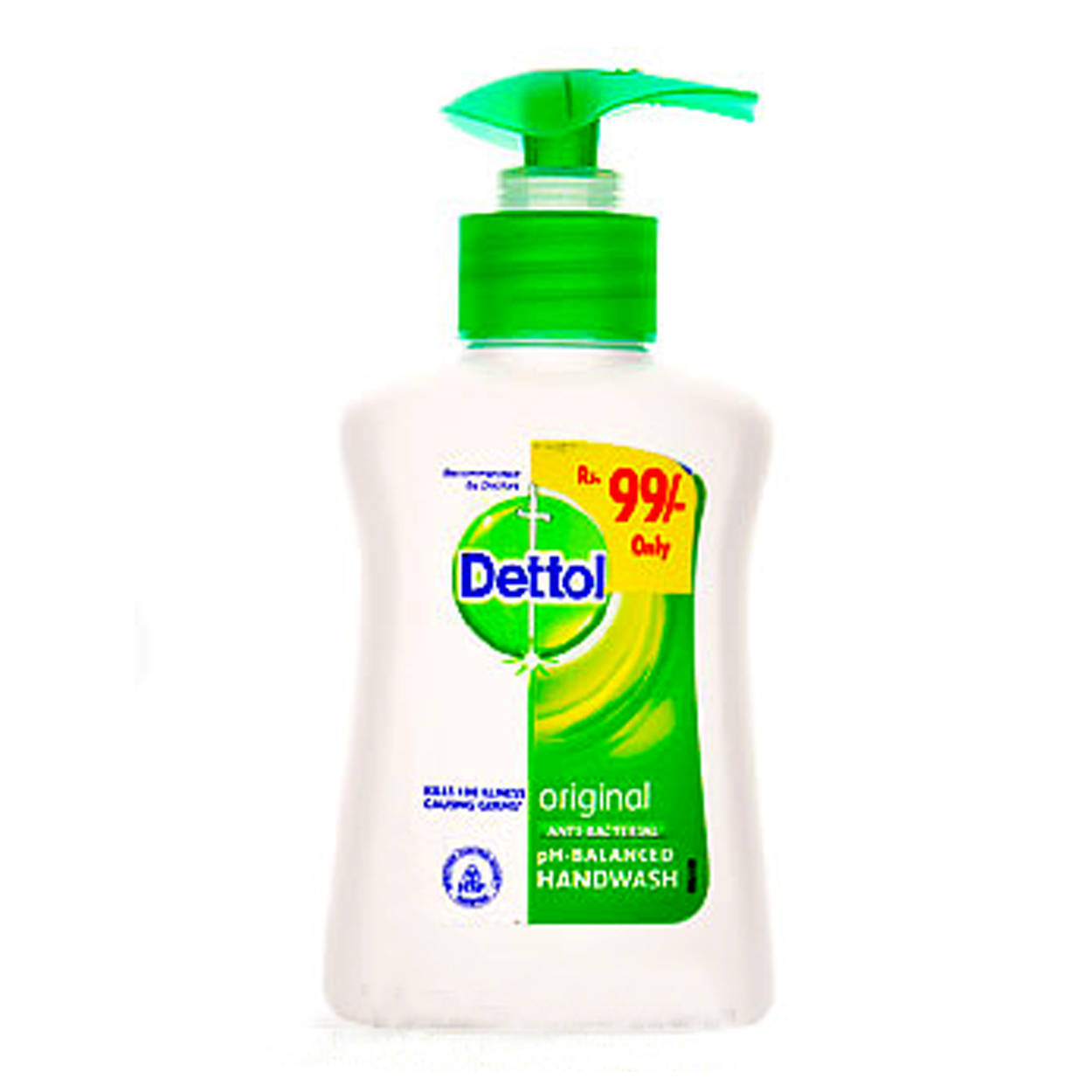 Dettol Original Hand Wash Pump 150ml