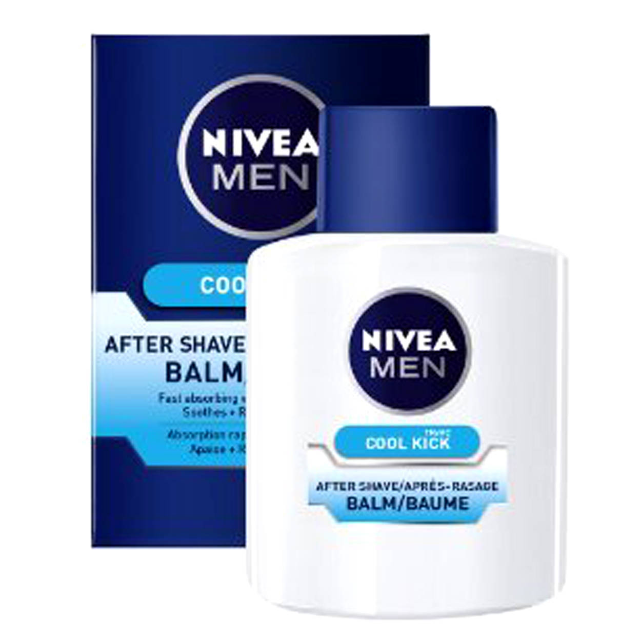 Nivea Cool Kick After Shave Balm 100ml