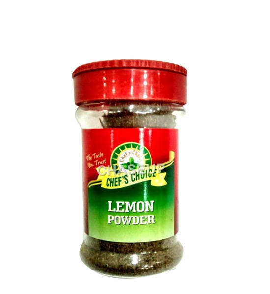 Chefs Choice Lemon Powder Spices 70gm
