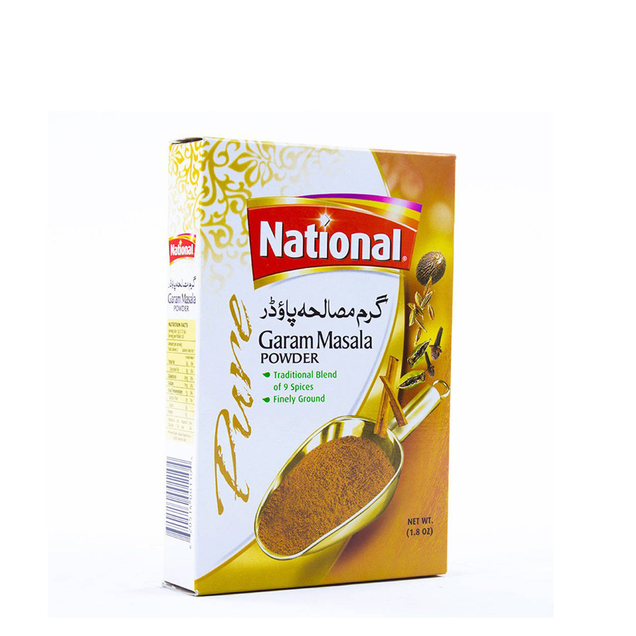 National Garam Masala Powder Spices 25gm