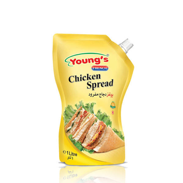 Youngs French Chicken Spread Pouch 500ml