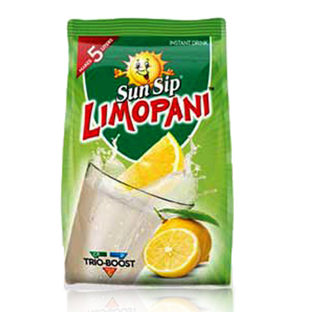SunSip Limopani Powder Drink Pouch 340gm