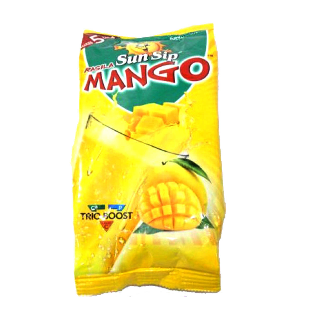 SunSip Rasila Mango Powder Drink Pouch 340gm