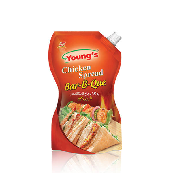 Youngs French Chicken BBQ Spread Pouch 500ml
