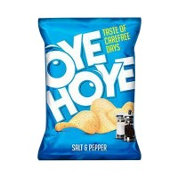 Oye Hoye Salt & Pepper Chips 14gm